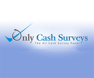 Only Cash Surveys Logo